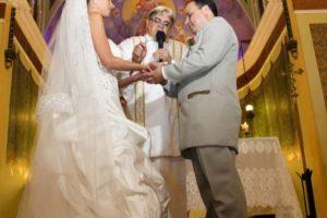úblico alvo de casamento