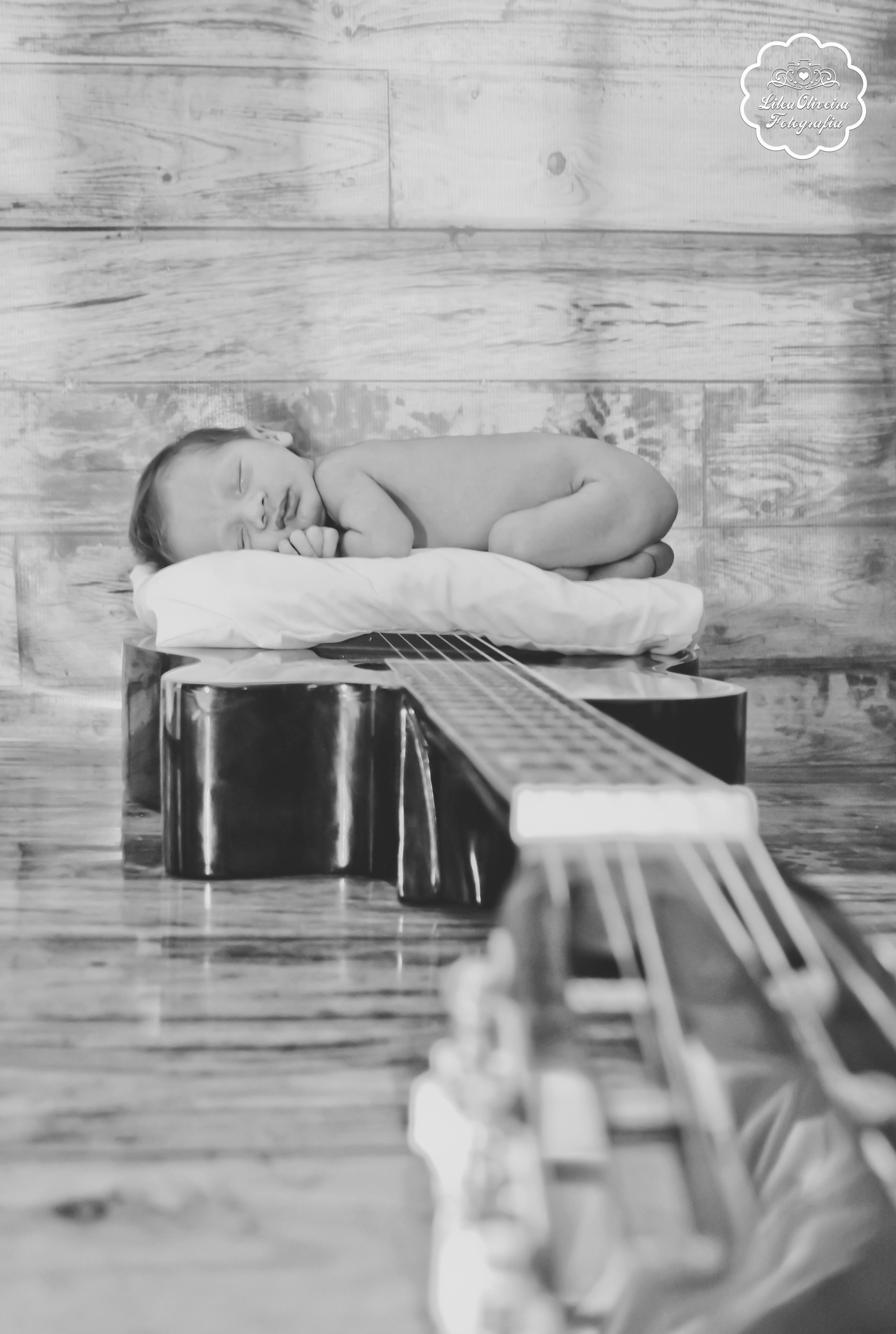Como fotografar Newborn